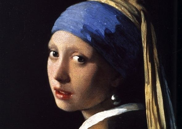 Girl with a Pearl Earring Vermeer39s daughter was the girl with the pearl earring and painted