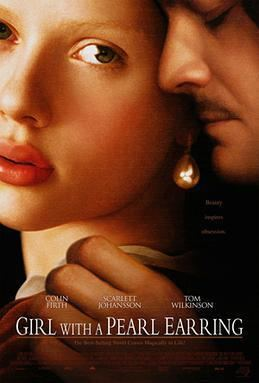 Girl with a Pearl Earring Girl with a Pearl Earring film Wikipedia