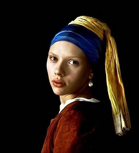 Girl with a Pearl Earring Girl with a Pearl Earring by Tracy Chevalier Reviews Discussion