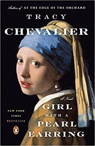 Girl with a Pearl Earring Amazoncom Girl with a Pearl Earring A Novel 9780452282155