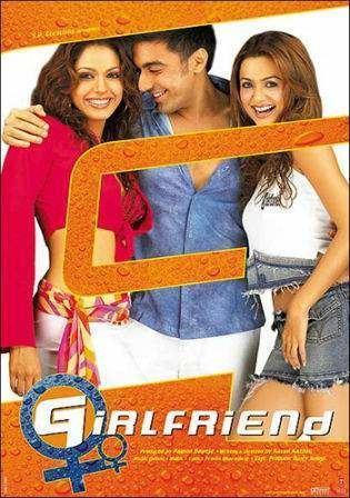 Girlfriend 2004 HDRip 480p Hindi Movie 350MB