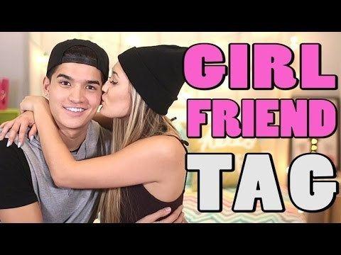 Girlfriend GIRLFRIEND TAG w LAURDIY YouTube