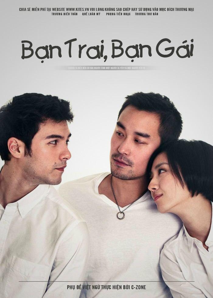 Girlfriend, Boyfriend KitesGii thiu phim in nh Hoa ng2012 GirlfriendBoyfriend
