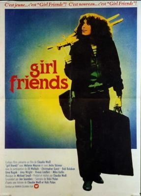 Girlfriends (1978 film) Around Town Lena Dunham and Claudia Weill become Girlfriends
