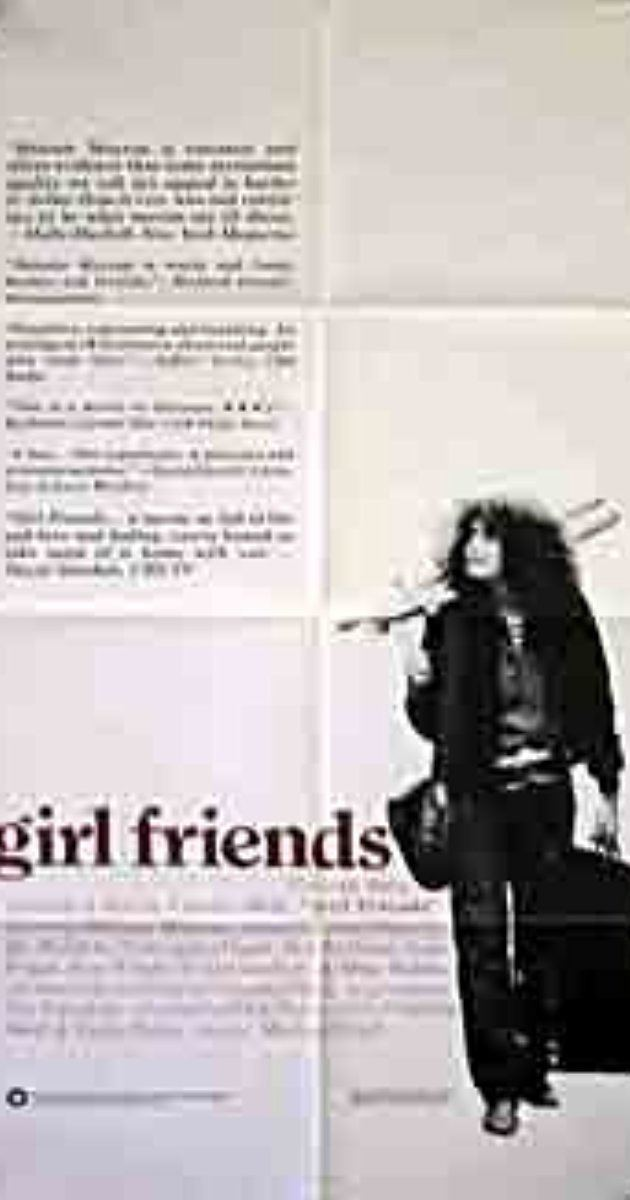 Girlfriends (1978 film) Girlfriends 1978 IMDb