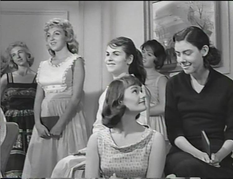 Girls Town DREAMS ARE WHAT LE CINEMA IS FOR GIRLS TOWN 1959