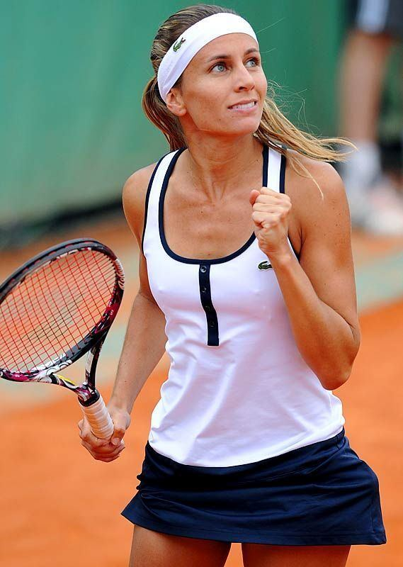 Gisela Dulko Glamorous Gisela Dulko on Pinterest Tennis Players