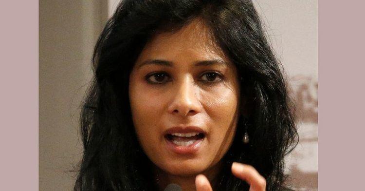 Gita Gopinath Harvard prof Gita Gopinath is Pinarayi Vijayans financial adviser