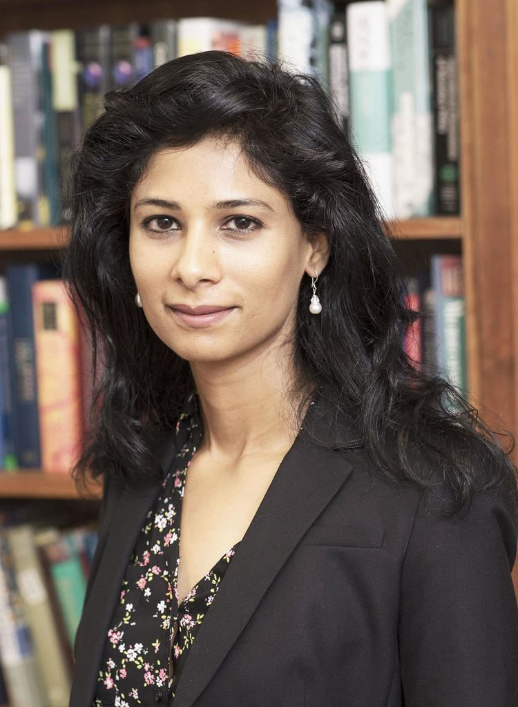 Gita Gopinath harvardprofile2014jpgm1417620595ampitokL79O2Q7l