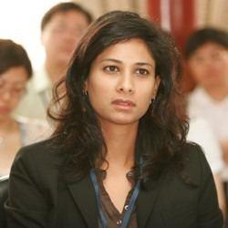 Gita Gopinath Another top post for Indianorigin at Harvard Rediffcom India News