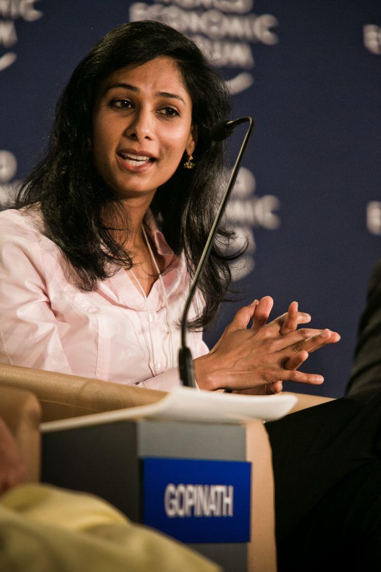 Gita Gopinath httpsuploadwikimediaorgwikipediacommonsff