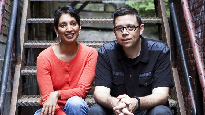 Gita Pullapilly 10 Directors to Watch Maine Couple Brings Docu Background