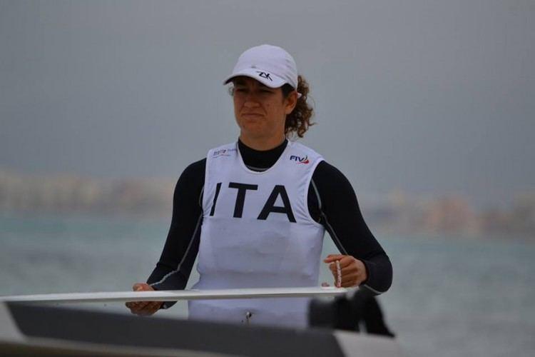 Giulia Conti Vela Olimpiadi Rio 2016 Giulia Conti e i Cinque Cerchi maledetti