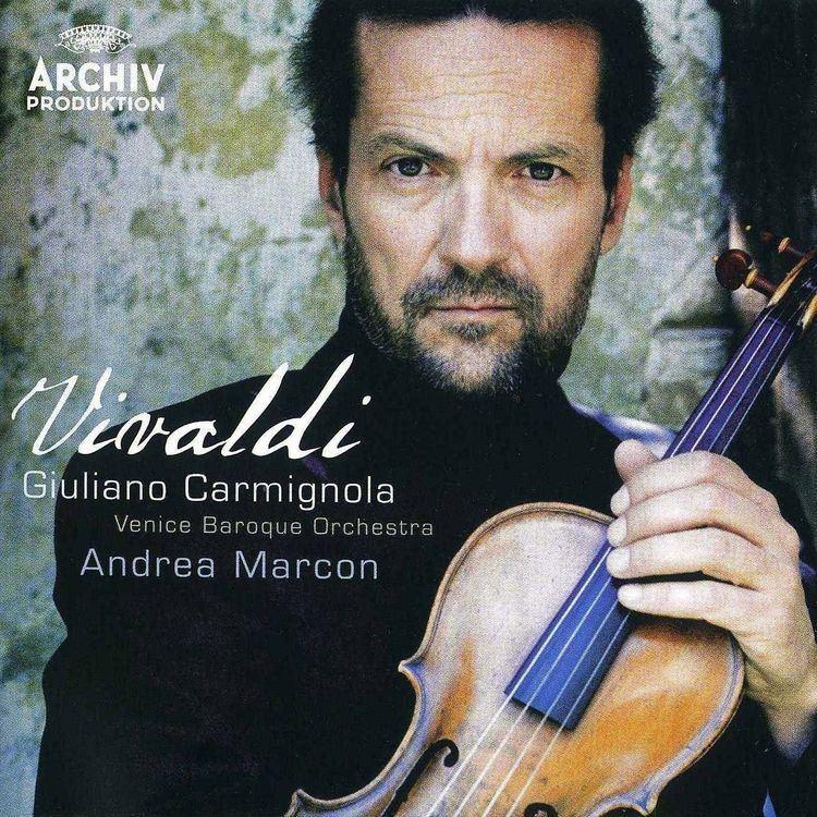 Giuliano Carmignola Giuliano Carmignola Vivaldi Concertos Venice Baroque