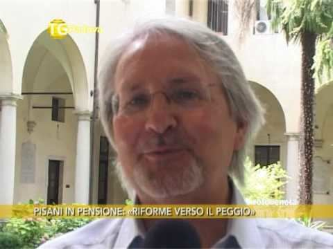 Giuliano Pisani PROF GIULIANO PISANI IN PENSIONEFLV YouTube