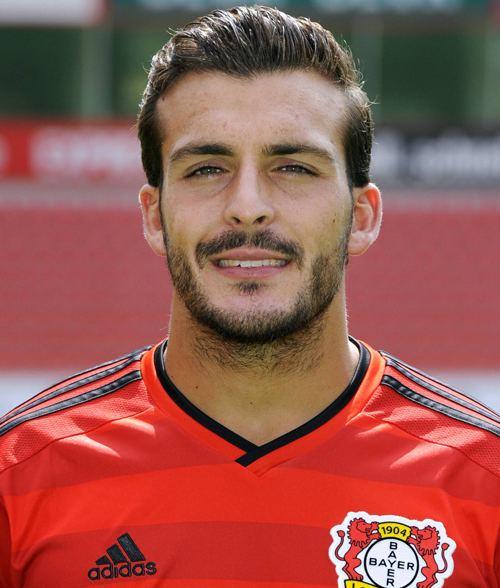 Giulio Donati Giulio Donati Bayer 04 Leverkusen 1 Bundesliga alle