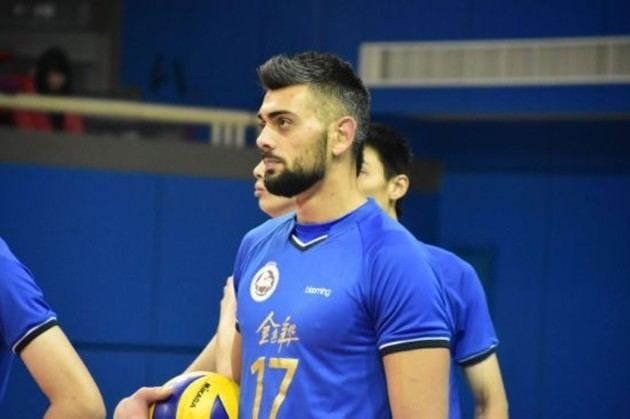 Giulio Sabbi WorldofVolley CHN M Dream debut for Sabbi in Shanghai Edgar
