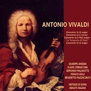 Giuseppe Anedda Giuseppe Anedda Vivaldi Concerto in G Major Concerto in C Minor