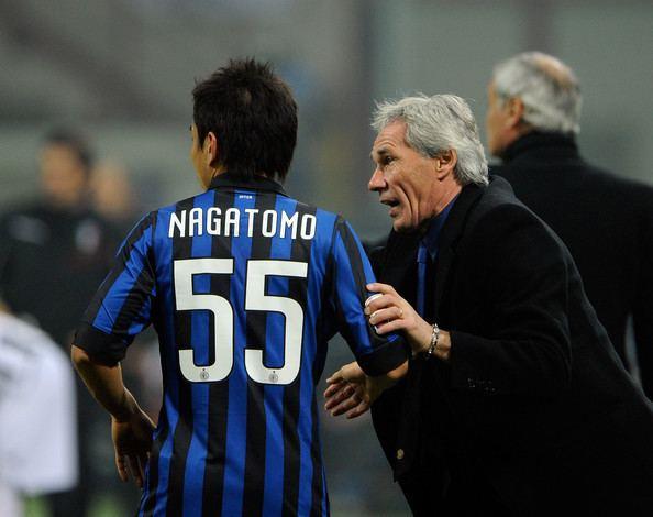 Giuseppe Baresi Giuseppe Baresi Pictures FC Internazionale Milano v