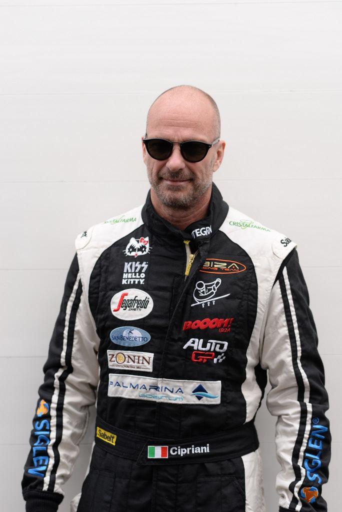 Giuseppe Cipriani (racing driver) Giuseppe Cipriani