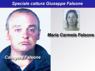 Giuseppe Falsone Mafia Giuseppe Falsone quando il boss andava a cavallo