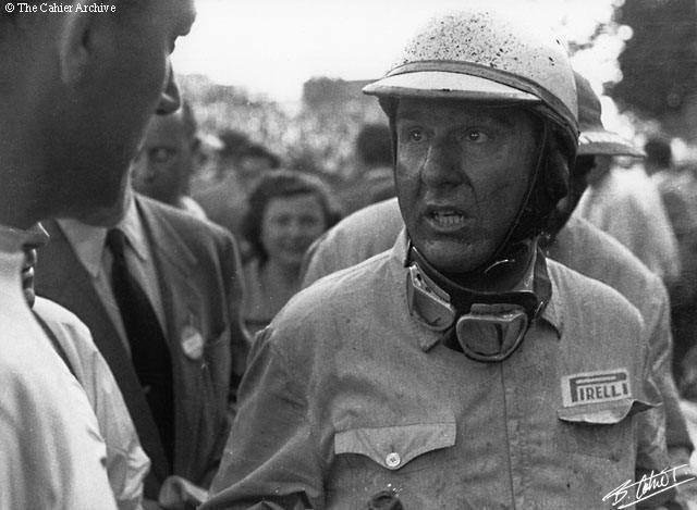 Giuseppe Farina Giuseppe Farina Profile Drivers GP Encyclopedia F1 History on