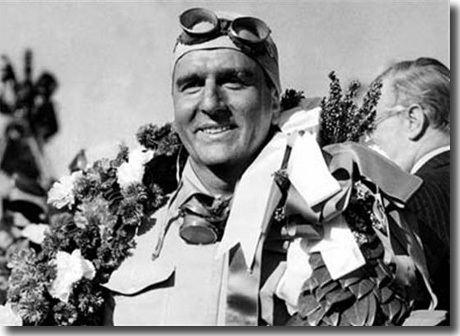 Giuseppe Farina History of Formula 1 The Story of the Grand Prix Pt 6