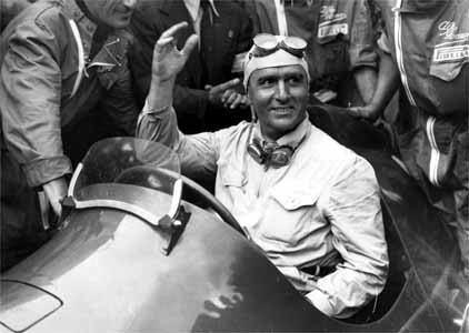 Giuseppe Farina Giuseppe Farina Italian automobile racer Britannicacom