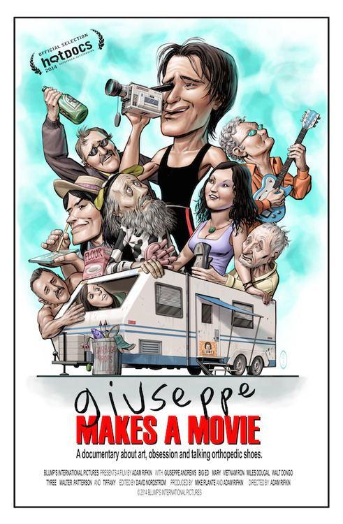 Giuseppe Makes a Movie Social Storytellers Giuseppe Makes a Movie