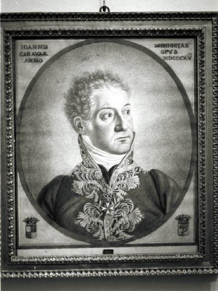 Giuseppe Sigismondo Ala Ponzone Ritratto di Giuseppe Sigismondo Ala Ponzone Moriggia Giovanni