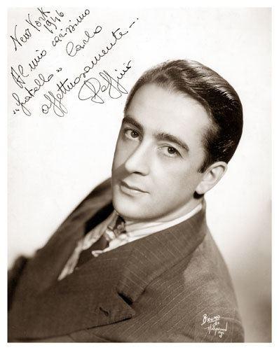 Giuseppe Valdengo David Kellett Charles Reading Archive
