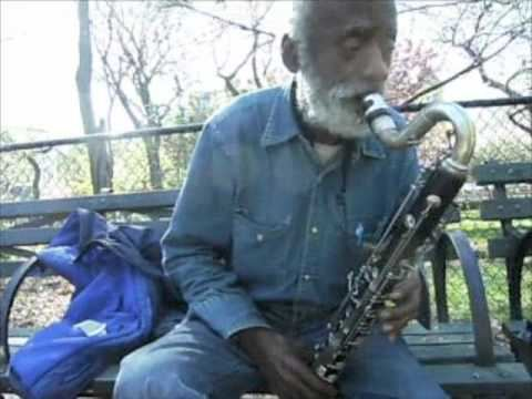 Giuseppi Logan Giuseppi Logan is no longer homeless playing bass clarinet in need