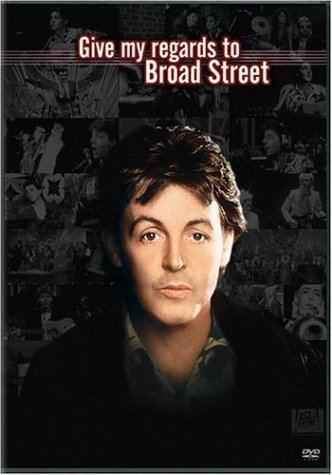 Give My Regards to Broad Street (film) Amazoncom Give My Regards To Broad Street Paul McCartney Bryan