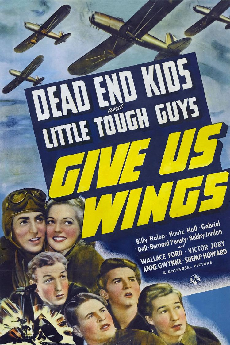 Give Us Wings wwwgstaticcomtvthumbmovieposters44041p44041