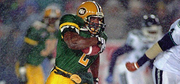 Gizmo Williams CFL Legends Henry 39Gizmo39 Williams ToonTown SportsNet