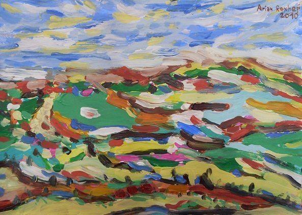 Gjilan Beautiful Landscapes of Gjilan