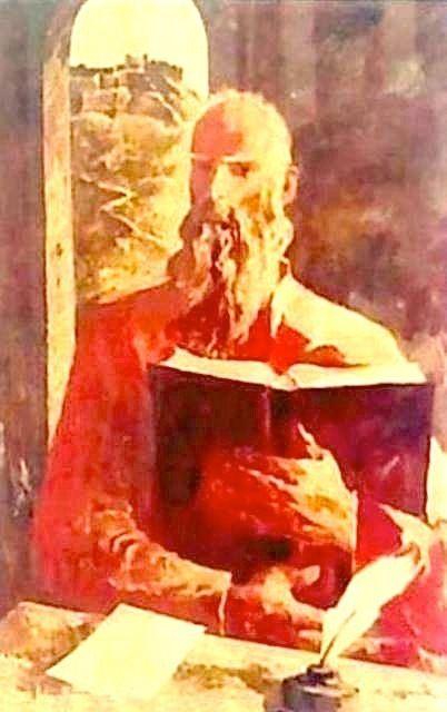 Gjon Buzuku Koha kur Gjon Buzuku e kreu Mesharin nga Ilir Seci Radi and Radi