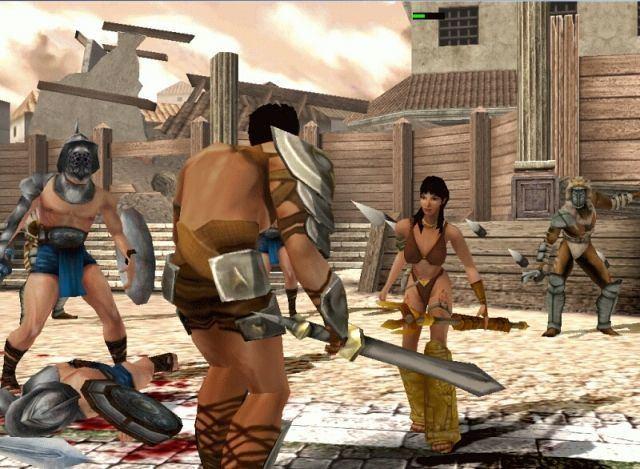 Gladiator: Sword of Vengeance Gladiator Sword of Vengeance Download Free Full Game