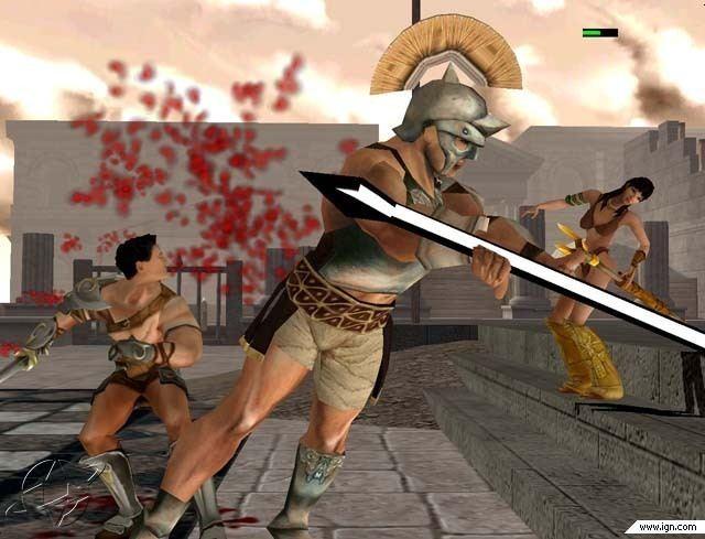 Gladiator: Sword of Vengeance Gladiator Sword of Vengeance Screenshots Pictures Wallpapers