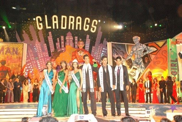Gladrags Manhunt and Megamodel Contest