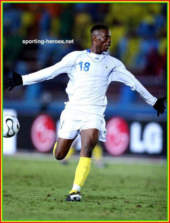 Gladys Bokese Gladys Bokese Coupe d39afrique des nations 2006 Congo