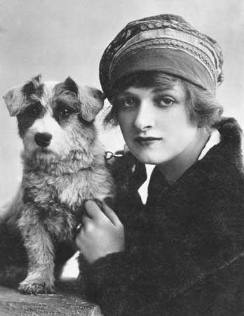 Gladys Cooper Dame Gladys Cooper British actress Britannicacom