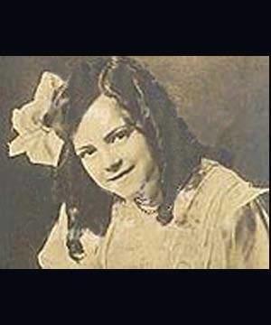 Gladys Egan ACTRESS Gladys Egan child actress in the early days of popular