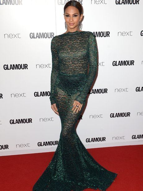 Glamour Awards Glamour Awards 2015 11 Of The Most Striking Red Carpet Outfits