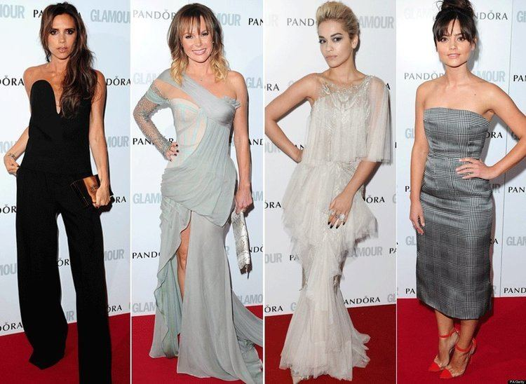 Glamour Awards Glamour Awards Red Carpet Arrivals At The Women Of The Year Awards