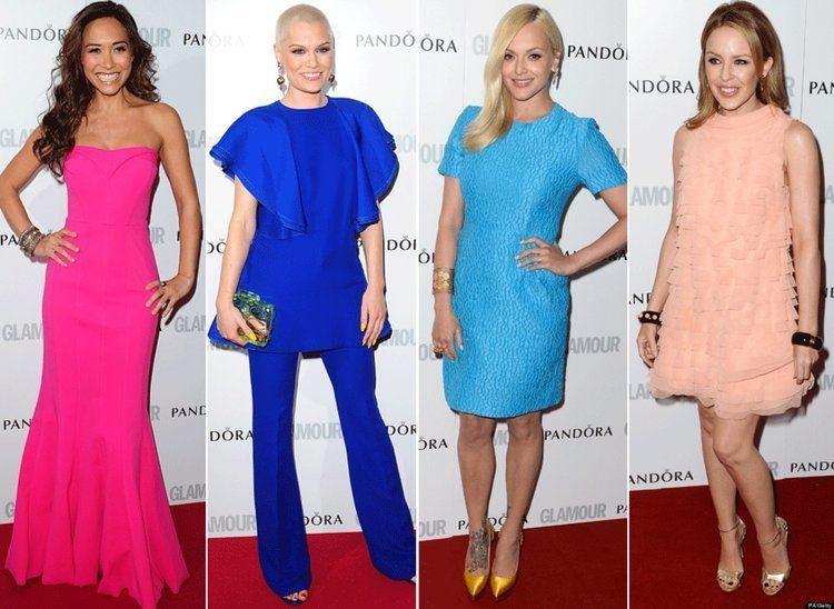 Glamour Awards Glamour Awards Red Carpet Best And Worst Dressed At The Women Of