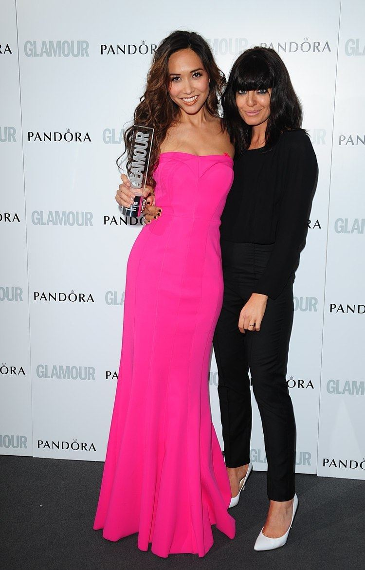 Glamour Awards Victoria Beckham crowned 39woman of the decade39 at Glamour Awards