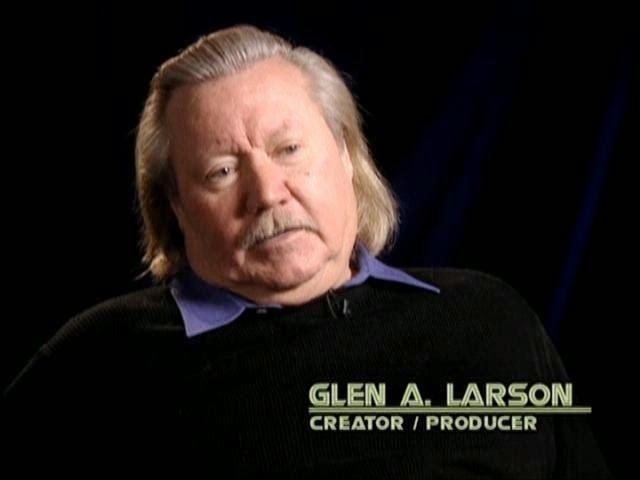 Glen A. Larson space1970 Obit Glen A Larson RIP