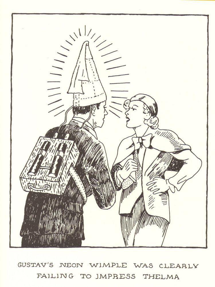Glen Baxter (cartoonist) GLEN BAXTER visualhumor