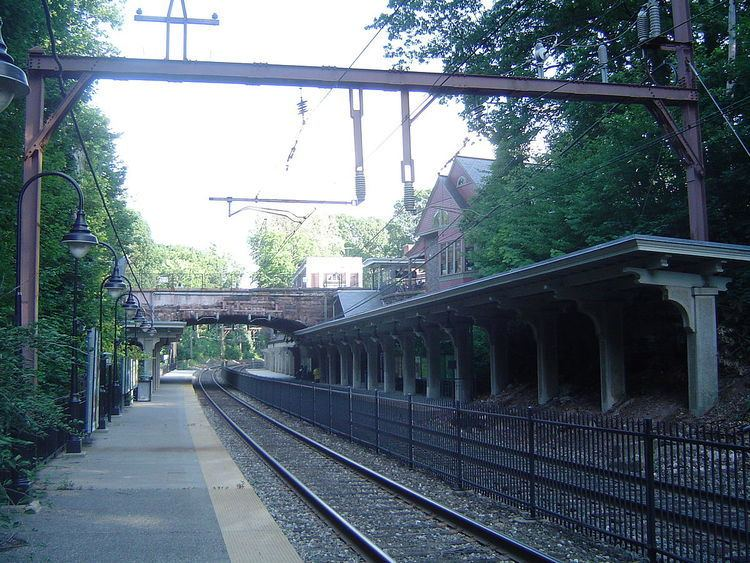 Glen Ridge station